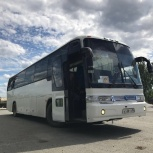 Оформите заказ на аренду автобуса 45 мест в Екатеринбурге недорого, Екатеринбург