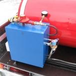 Газгольдер мобильный на 600 л для дома, сада, производства, Екатеринбург