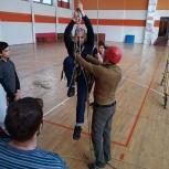 Обучение промышленному альпинизму, Екатеринбург