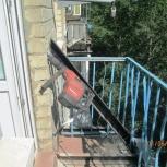 Реконструкция бетонной плиты балкона, Екатеринбург