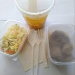 Доставка комплексных обедов, Екатеринбург