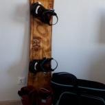 Сноуборд ride Manic с креплением, ботинки K2darko, Екатеринбург