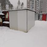 Бытовка строительная утеплённая, Екатеринбург