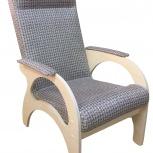 Кресло для отдыха Комфорт, рогожка / светлые ноги (ТМК), Екатеринбург