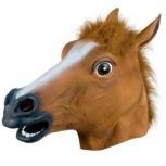 Маска голова коня новая, Екатеринбург