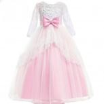 Платье лионель розовое с белым новое, Екатеринбург