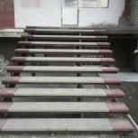 Ступень композитная сборная для входных групп, лестниц, крыльца., Екатеринбург