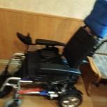 Кресло-коляска (Бельгия) с пультом управления, Екатеринбург