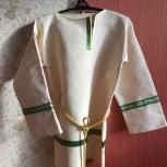 Рубаха косоворотка 48-54 с аксессуарам, новая, Екатеринбург