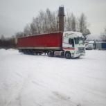Грузоперевозки тент 20 тонн, Екатеринбург