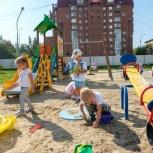 Акция в детском саду Согласие на Юмашева, Екатеринбург
