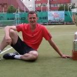 Большой теннис - тренер, спарринг, обучение, повышение уровня игры, Екатеринбург
