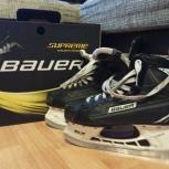 Коньки хоккейные bauer supreme S150 JR EUR 36,5, Екатеринбург
