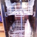 Продам встраиваемую посудомоечную машину zanussi 45 см, Екатеринбург