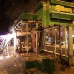 Демонтаж металлаконструкций (киоски,ангары,бытовки,гаражи) бесплатно, Екатеринбург