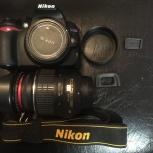 Фотоаппарат Nikon d3100+nikkor 18-55mm, Екатеринбург