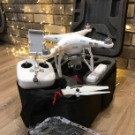 Квадрокоптер DJI Phantom 3 advanced, Екатеринбург