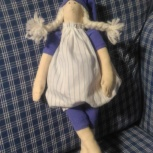 Текстильная кукла Тильда, Екатеринбург