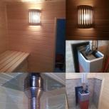 Строительство и отделка бань, саун, парных, Екатеринбург