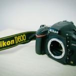 Фотоаппарат Nikon D600 Body, Екатеринбург
