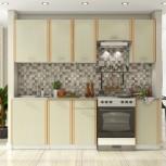 Кухня Бланка СТЛ.094.00+СТЛ.095.00 (Белый/Венге), Екатеринбург