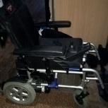 Коляска инвалидная с электроприводом, Екатеринбург