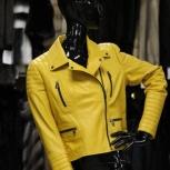 Новая куртка из натуральной кожи, Екатеринбург