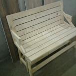 Раскладная скамейка в стол и две скамьи, Екатеринбург