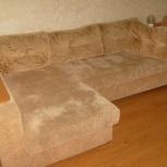 Продам угловой диван с оттоманкой., Екатеринбург