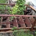 Лестница металлическая длина 2,3м., ширина 90см, Екатеринбург
