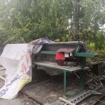 Однопильный кромкообрезной станок, Екатеринбург