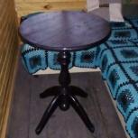 Красивый удобный и недорогой стол из дерева, Екатеринбург