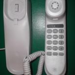 Продам проводной телефон TeXet ТХ-224 светло-серый, Екатеринбург