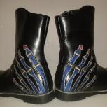 Новые демисезонные сапожки ботинки на девочку, Екатеринбург