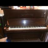 Пианино антикварное (Германия 1865г) g.phillip, Екатеринбург