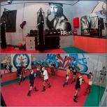 Персональные тренировки по тайскому боксу, Екатеринбург