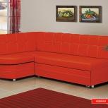 Кухонный угловой диван ДУ-1 2100х1400 мм. - 4 цвета (АС-М), Екатеринбург
