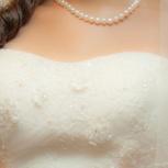 Элегантное, красивое свадебное платье, Екатеринбург