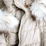 Пуховик-пальто с капюшоном, Екатеринбург