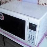 Вместительная, мощная микроволновая печь Daewoo. Могу доставить, Екатеринбург