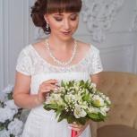 Свадебный, вечерний макияж, причёски, Екатеринбург