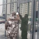 Регулировка, ремонт входных  дверей, Екатеринбург