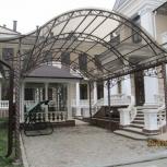 Металлоконструкции, лестницы, навесы, ворота, заборы, Екатеринбург