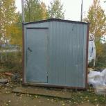 Бытовка строительная б/у 6 м, Екатеринбург
