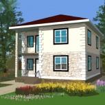 Готовые проекты коттеджей, проектирование домов, строительство, Екатеринбург