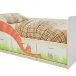 Детская кровать Минима Сказка (Бтс), Екатеринбург