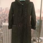 Пальто из 100% овечьей шерсти, ручная работа, Екатеринбург