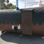 Строительство бань, Екатеринбург