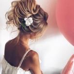 Свадебные,  вечерние прически,макияж,  парикмахерские услуги, Екатеринбург
