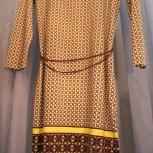 Платье повседневное длины мини с рукавом 3/4-ти, Екатеринбург